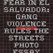 best th street gang ideas birmingham art art  fear in gang violence rules the streets photo essay from