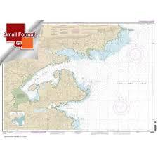 Small Format Noaa Chart 16603 Kukak Bay Alaska Peninsula