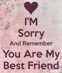 Sorry Quotes Mesmerizing Sorry Quotes For Friends Latest Quotes Wala