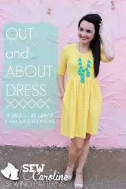 Indie Sewing Patterns Best Favorite Indie Sewing Patterns Out And About Dress Sewing Ahas