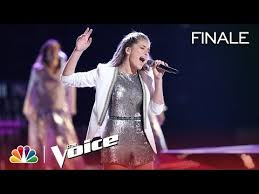 Itunes Top 100 Chart The Voice The Voice Finale How Brynn Cartellis Win Could Be A Game