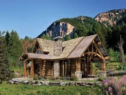 Design Ideas Homes Rustic Log Cabin Home Plans Rustic Log Cabin