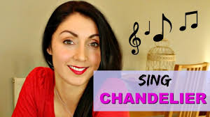 how to sing chandelier like sia singing lesson