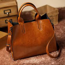 leather bags handbags women famous brands big casual women bags trunk tote spanish brand shoulder bag las large bolsos mujer in shoulder bags from