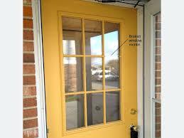 replacement glass exterior door patio door replacement glass lovely how to replace a glass frame in