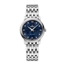 buy an omega watch online fraser hart omega de ville prestige orbis ladies diamond dot stainless steel watch