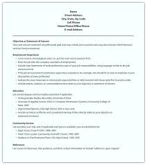 Resume Style Format Sample Professional Resume Fascinating Best Resume Style