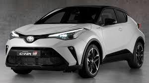 Toyota C-HR GR Sport (2021) debütiert mit hauptsächlich optischen Upgrades