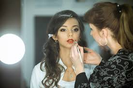 makeup artist training and their canvas