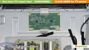 samsung tv t con board. rca/westinghouse hv320wxc1007061 t-con boards replacement guide for lcd tv repair - youtube samsung tv t con board