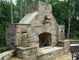how to build an outdoor fireplace nz
