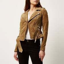 black leather look sleeve waterfall jacket river island best