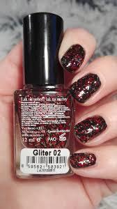 Kosmetika Moje Glitrové Laky Na Nehty 01020304 Orchidea 27 A