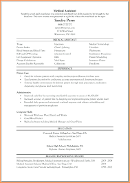 Certified Medical Assistant Resume Resume Certified Medical Assistant Resume 21