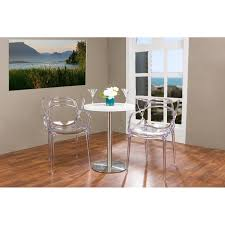 Clear Dining Chairs Toronto Clear Glass Dining Table And 4 Chairs
