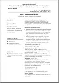 Resume For Office Assistant Professional Free Office Assistant Resume Templates Fungramco 94