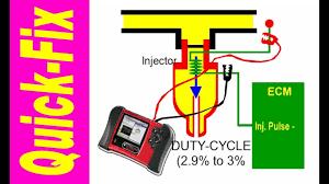 fuel injector electrical quick fix fuel injector electrical quick fix