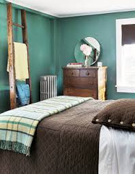 Blue Green And Brown Bedroom Colors