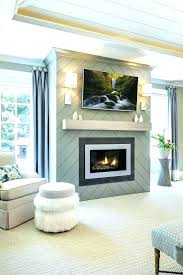 electric fireplace bedroom