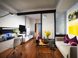 Wooden Floor Painting Brown Green House Plant Studio Apartment - College studio apartment decorating