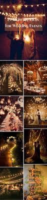wedding lighting ideas reception. 25 stunning wedding lighting ideas for your big day reception o