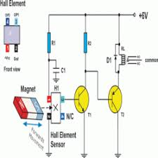 low cost hall effect sensor engineersgarage circuit diagram hall effect sensor