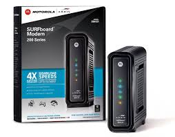 Xfinity Online Light Wont Go On One Mans Losing Fight To Use His Own Cable Modem Ars Technica