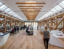historic modern wood furniture. This Office Is An Amazing Transformation From Once A Historic Listed Boat House, House Where They Repair Boats, Into Architecture Firm Office. Modern Wood Furniture