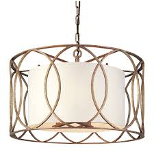 pendant lighting drum shade. Alluring Drum Pendant Light Fixture Lighting Shade Lights Bellacor