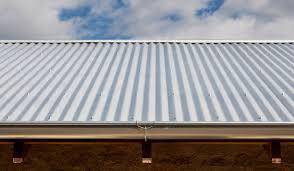 sonoma stone hill corrugated metal roof