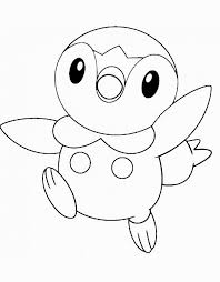 Piplup Coloring Sheet Free Coloring Pages On Art Coloring Pages