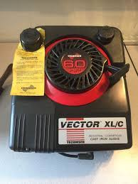 ONE (1) NEW Tecumseh Vector XL/C 6HP Engine Electric/Recoil start ...