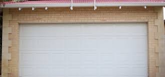 perth sectional garage door