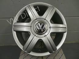 "1 X GENUINE VW Sharan Alhambra 16"" Contur Alloy Wheel ..."