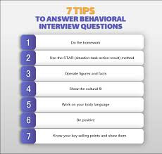 Behavior Based Interview Questions And Answers Behavioral Interview Questions And How To Answer Them