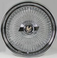 lowrider wire wheels F150 Wire Wheels standard style 100 spoke 15 x 7\