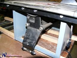 used delta table saw. image used delta table saw