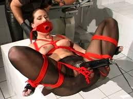 Bondage fetish group picture