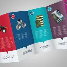 Fold Flyer Beautiful Deca Fold Brochure Design 4 20 Simple Yet Beautiful