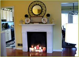 Faux Fireplace Insert Fake Fireplace Insert Home Design Ideas