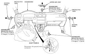 repair guides interior instrument panel autozone com fig