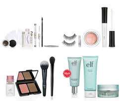 elf cosmetics is offering a free mystery bag when you spend 10 or more on their just use promo code trick or treat at checkout to get this gift