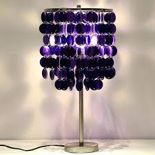 purple lamp shades table lamps home design blog the modern purple table lamps purple lamp shades