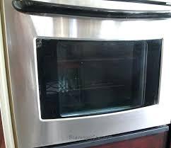 clean between glass on oven door clean between glass on oven door glass a how to