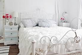 white beach furniture. 30-beach-cottage-coastal-ruffle-bedroom-white- White Beach Furniture R