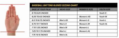 Bat Size Chart For Youth Baseball 48 Symbolic Youth Football Gloves Size Chart