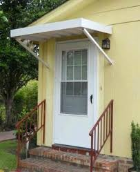 front door awningsFront Door Awning Kits Porch Designs Overhang Pictures Photo