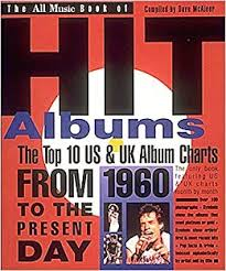 Amazon Music Charts Albums All Music Book Of Hit Albums Dave Mcaleer 9780879303938