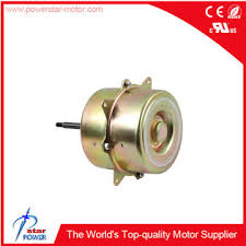 fan pole. china single-phase 35w 220v 6-pole outdoor air conditioner fan motor pole