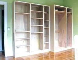 closet made shelves shelf in closet closet made shelves built in closet built in closet plans